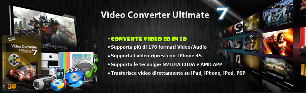 xilisoft video converter!