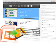 PowerPoint Video ripper- powerpoint in avi